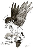 destiel. by Juudis