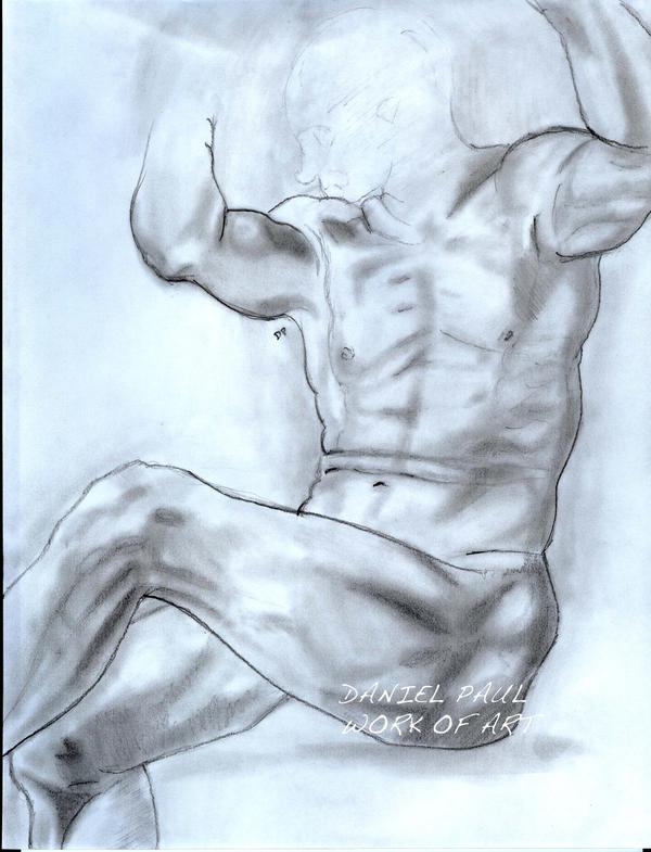 Man Sitting Anatomy 2 by dandanmuffinman on DeviantArt