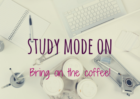 Study mode ON by Smile,its,Friday