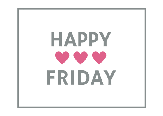 Happy Friday by Smile-its-Friday