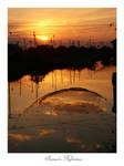 .::sunset's reflection::. by Chiccoluna
