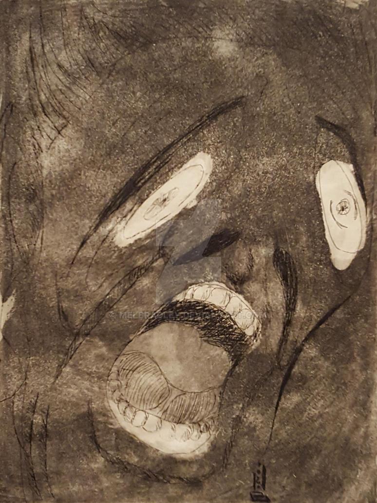 Agony by melbradley