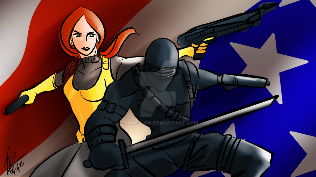 JuneToon 11: Army... by siamgxIMA