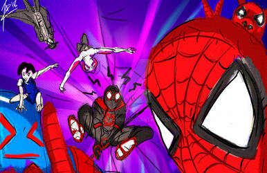 ReSPECTs... Into the SPIDERVERSE quickie!