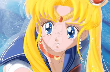 ReSPECTs: #SailorMoonReDraw Challenge