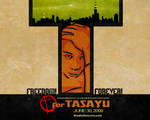 T for Tasayu a Parody? by siamgxIMA