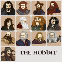Dwarves, glorious dwarves by the-foolish-princess