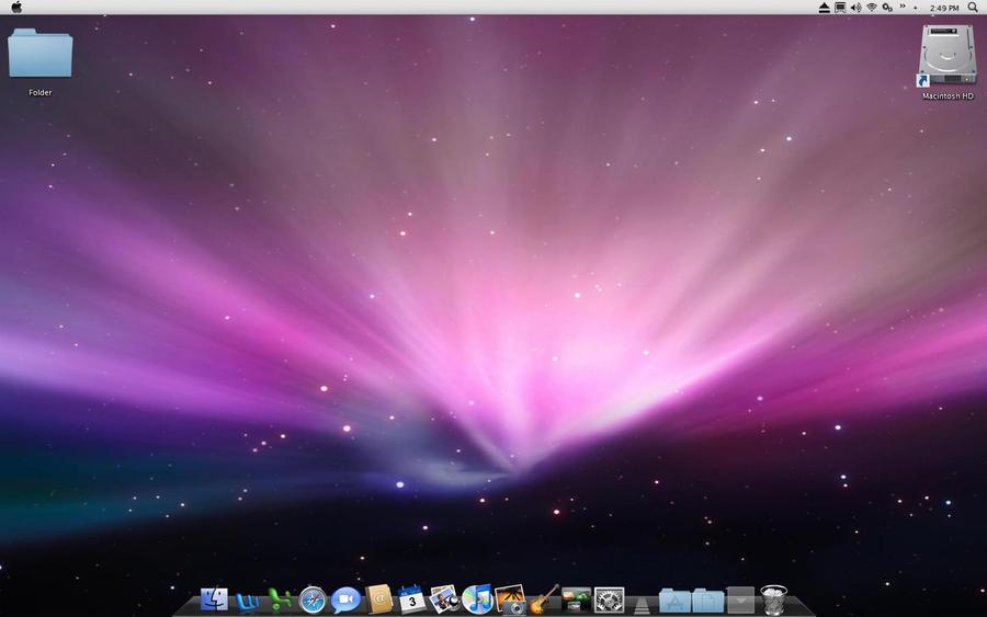 Mac desktop - фото 7