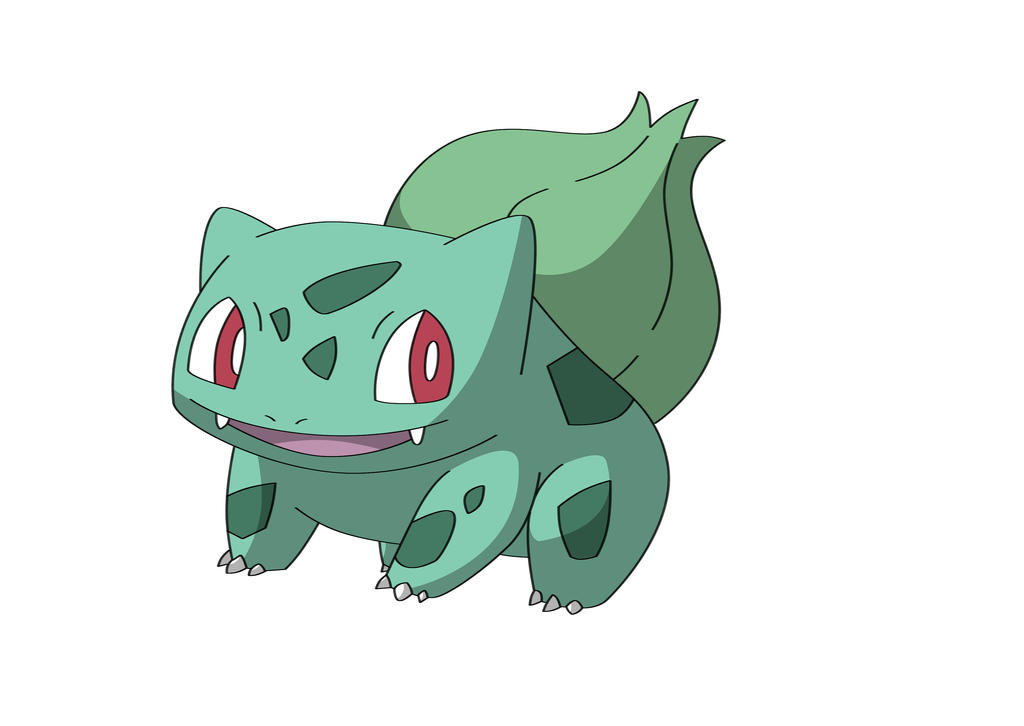 Bulbasaur Pokemon Full Color 515276250