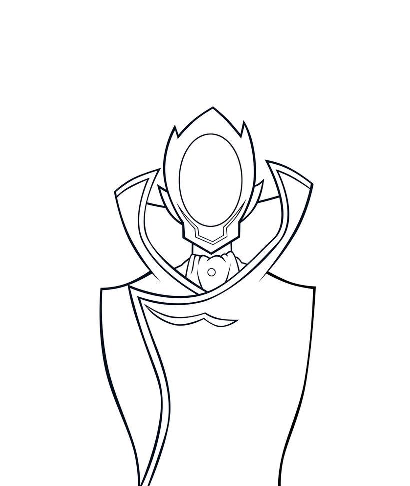 Line Art Zero : Zero code geass line art by blue clipse on deviantart