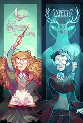 HP: Spells by InsaneNudl