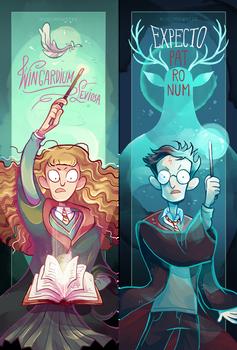 HP: Spells