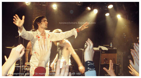 All-American Rejects: Feb09, 3