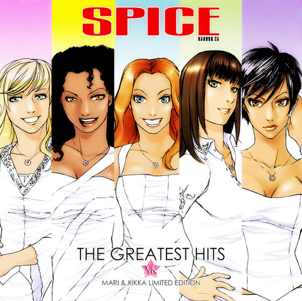 Spice Girls - 2nd version by Exemi