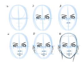 Quick face tutorial