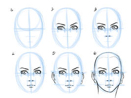 Quick face tutorial