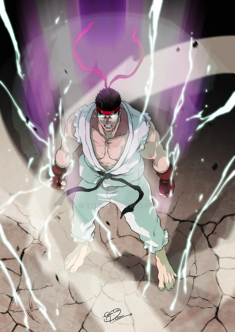 Ryu by Exemi