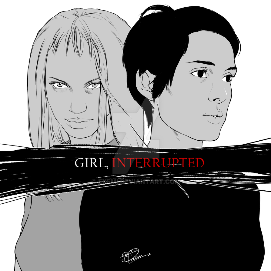 Girl, interrupted by Exemi