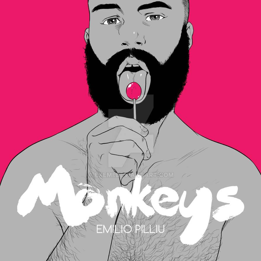 MONKEYS EBOOK!
