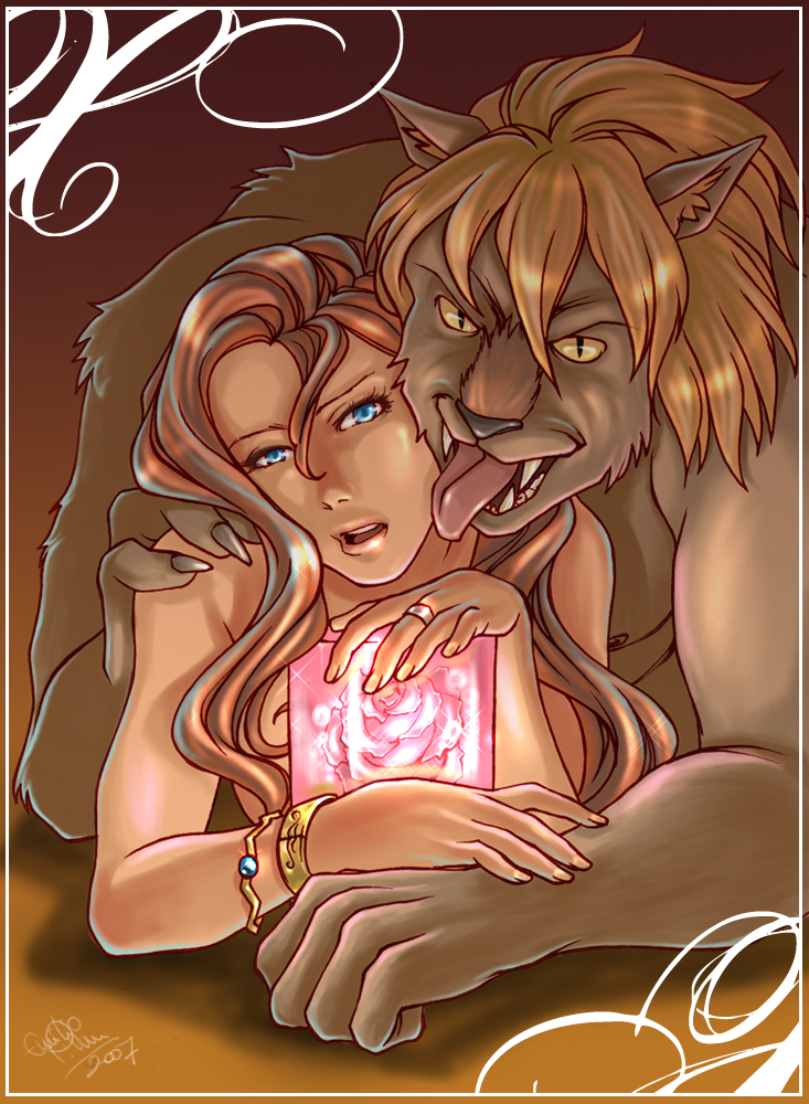 Beauty and the Beast by Exemi on DeviantArt