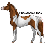 Buck Pixel by Buckaroo-Stock