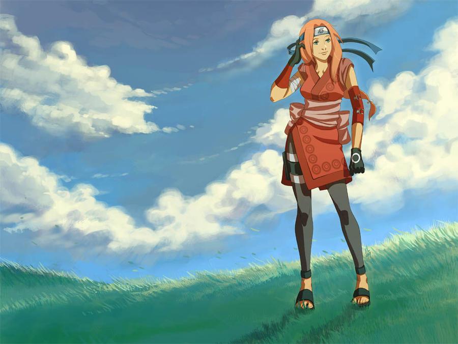 Commission - adult Sakura