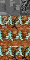 IRASHAIMASE - a walkthrough by axl99