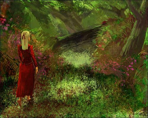 Beyond the hidden garden