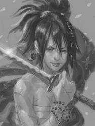 Izumi Kawagami by axl99