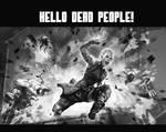 Hello dead people