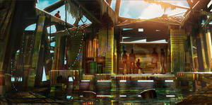 Warehouse Docks