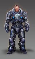 Space Marine Dude