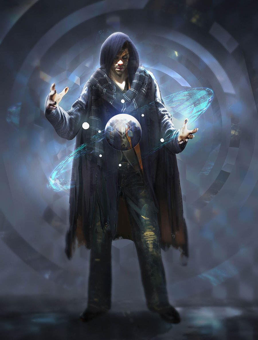 Space Mage By Axl99 On Deviantart