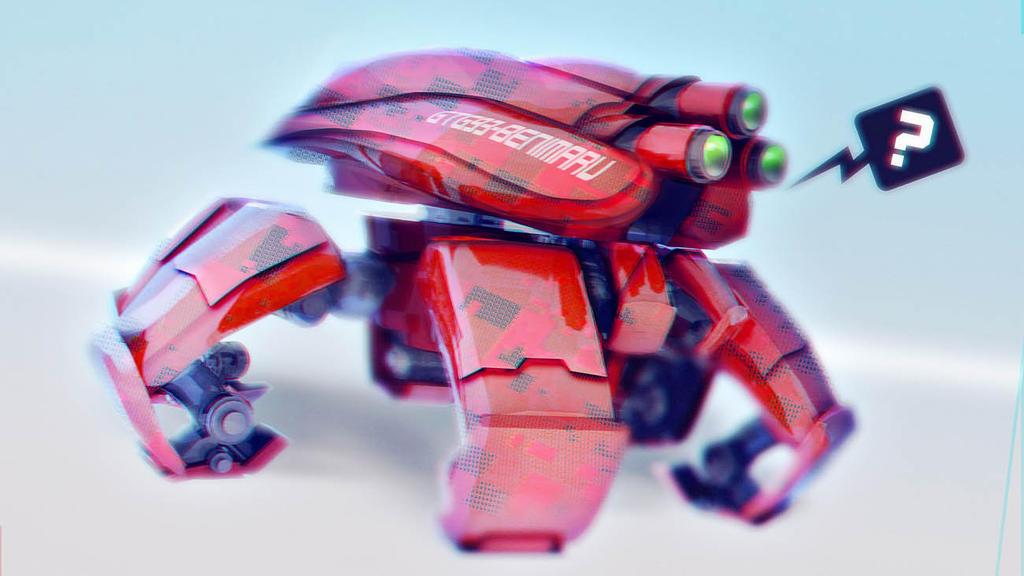 GTG35-Benimaru by axl99