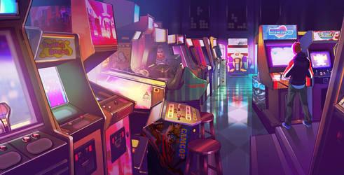 The Glory Days - The Arcade