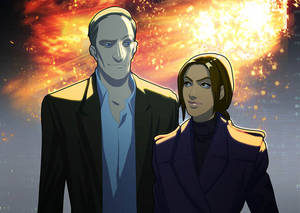 POI the anime - The Mayhem Twins