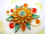 Fantasy sunflower