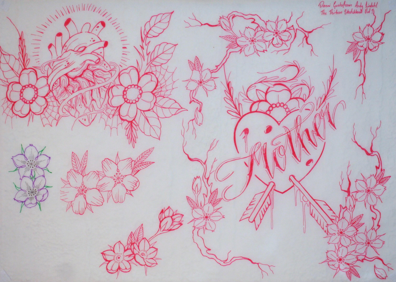 Line Art Tattoo Designs : Tattoo designs by onecondition on deviantart