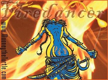 Fire Dancer by Carnival-Werewolf