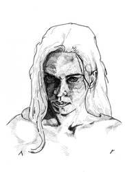 Girl Portrait Study #1