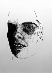 Girl Portrait Study #2
