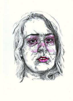 Girl Portrait Study