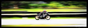 chasing mask rider black...