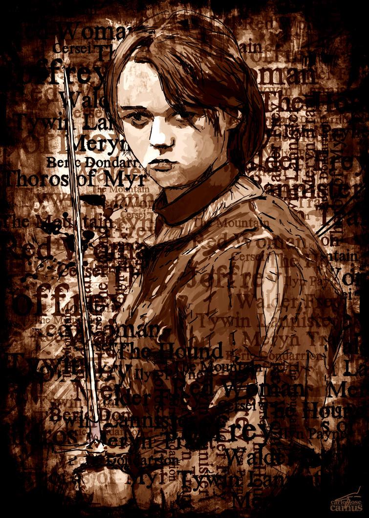 Arya by hvfndr