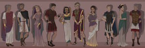 Romans by 0torno