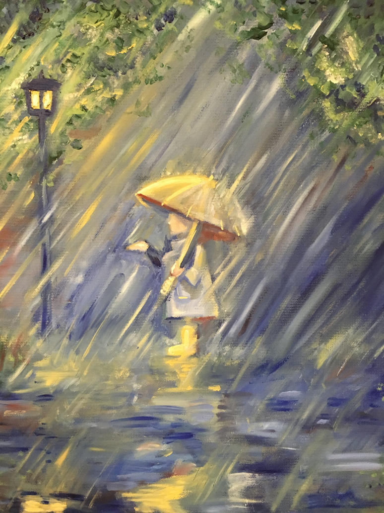 Rain by 0torno
