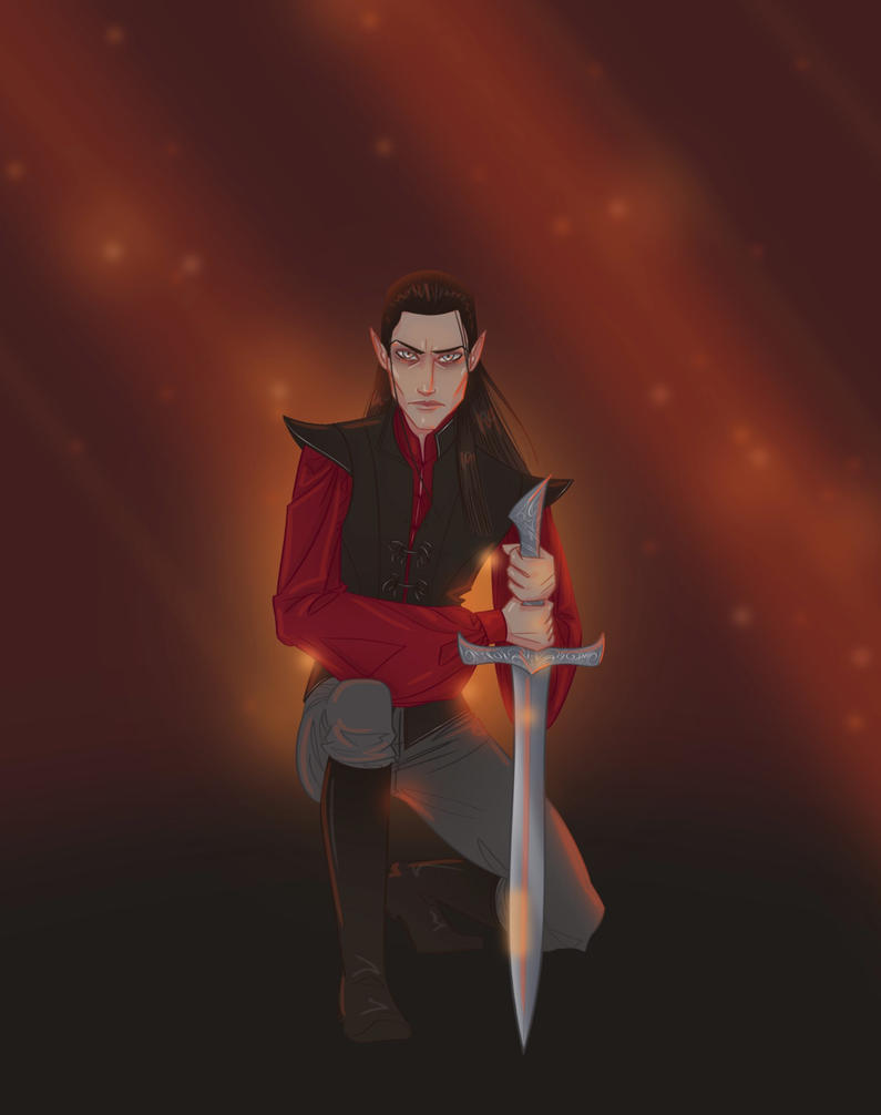Feanor by 0torno