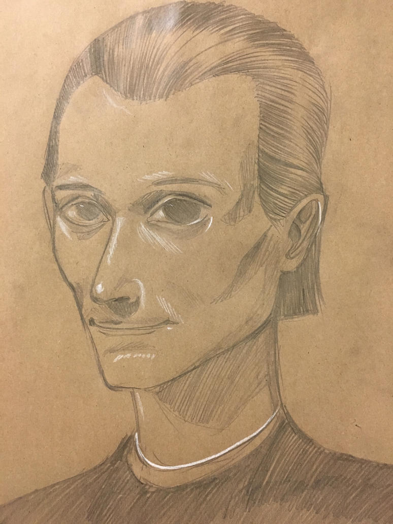 Machiavelli by 0torno
