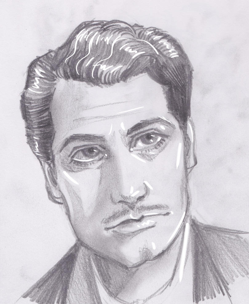 Laurence Olivier by 0torno