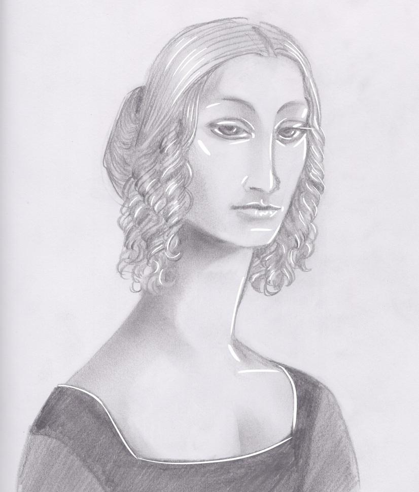 Caterina Sforza by 0torno